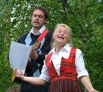 Konsert Slåttemyra Foto: © Harald Gjerde (2004)