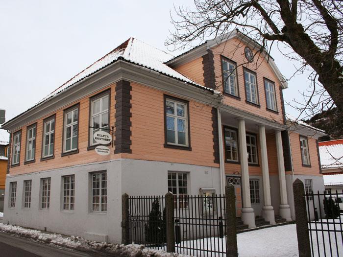 Kulturkontoret i Strandgaten