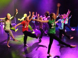 Dans på kulturskolen