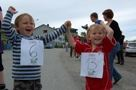 Sørøymaraton i Breivikbotn - foto: Eva D. Husby