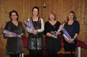 Gullklokke-jubilantene - 25 år i Bardu kommune