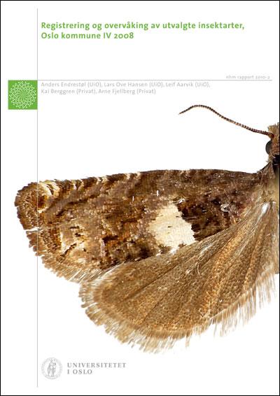 Insektrapport 2008
