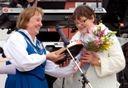 Kulturprisen 2011 gikk til Hasvik Røde Kors - foto: Anne Olsen-Ryum
