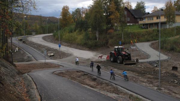 Trolldalsveien Bjørkveien