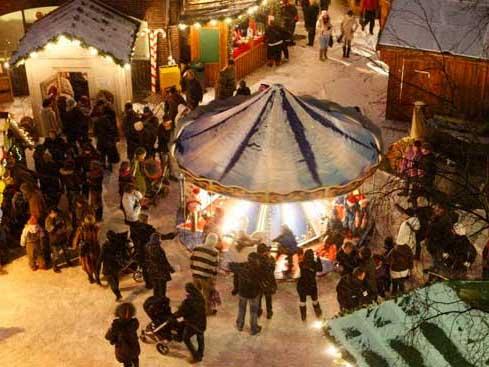 Julebyen i Egersund