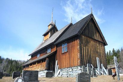Eidsborg-stavkirke 2