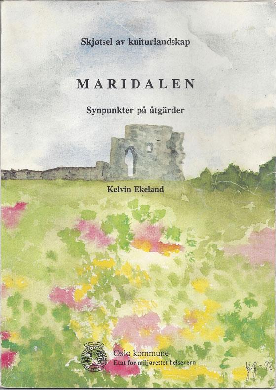 Forside Kelvin Ekeland; Maridalen