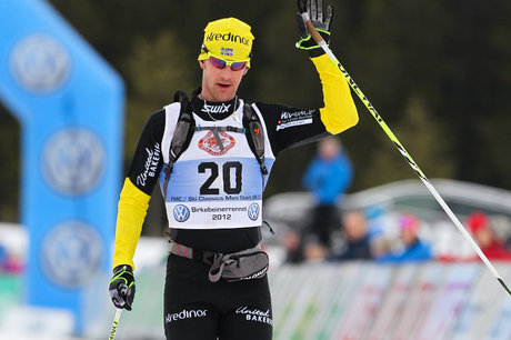 Anders Sdergren satsar vidare i Thomas Alsgaards team. FOTO: NordicFocus