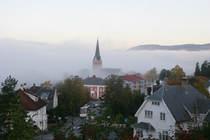 Utsikt over Lillehammer
