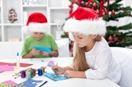 Illustrasjon - juletradisjoner