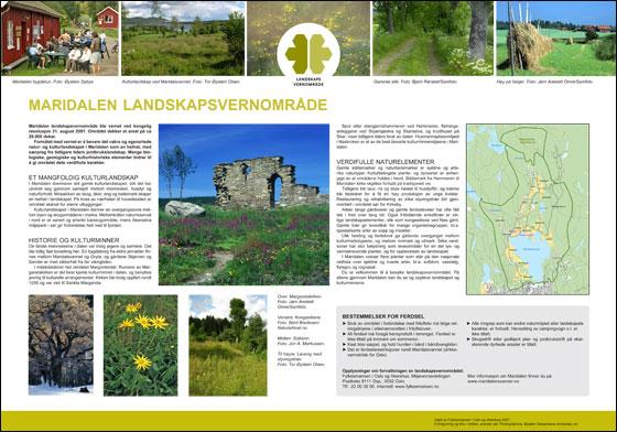 Maridalen landskapsvernområde. Fylkesmannen i Oslo og Akershus, Miljøvernavdelingen.