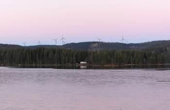 vindmø fra nedre hoelsjø