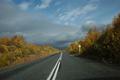 The road Nikel-Kirkenes