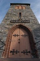 Entrance to Chapel