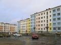 Apartment blocks in Nikel