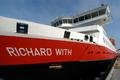 Coastal voyage Richard With