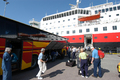 Coastal voyage passengers