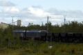 Iron ore transport from Kiruna