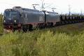 Iron ore train Kiruna