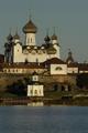 Monastery at Solovki