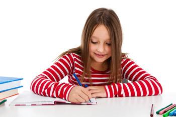 Illustrasjon - skriveutvikling