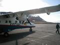 Svea airport Svalbard