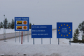 Border to Finland