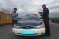 Murmansk police car