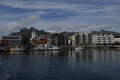 Svolvær from the sea side