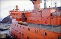 Arktika nuclear powered icebreaker