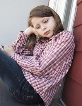 Illustrasjonsfoto - barn