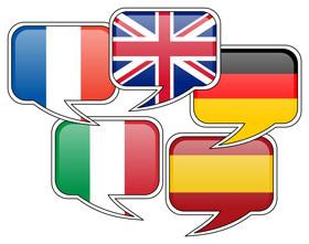 Illustrasjon - fremmedspråk