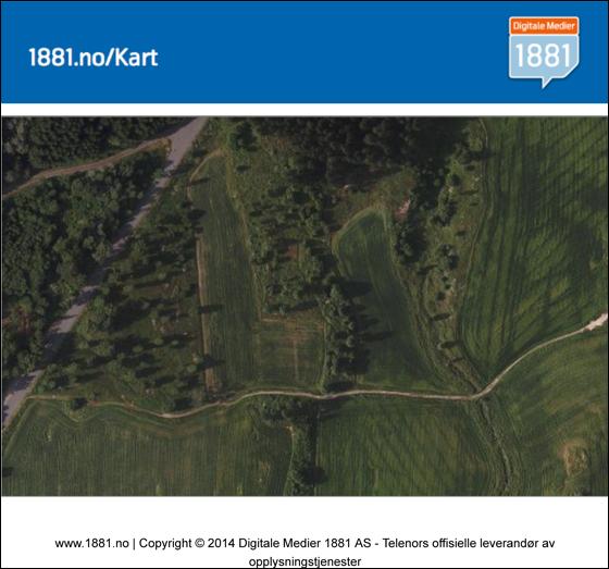 kart 1881 no Maridalens Venner : Kart fra 1881 kart 1881 no