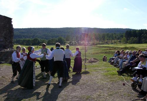 Olsok i Maridalen 2005. Foto: Tor Øystein Olsen
