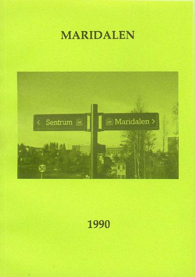 Forside årbok 1990