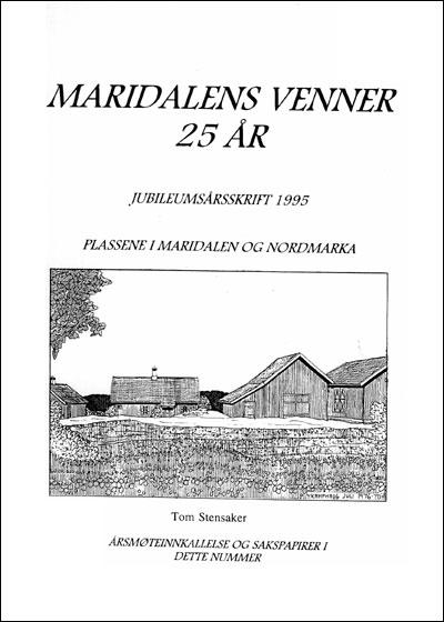 Forside årbok 1995