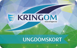 Kringom-Ungdomskort