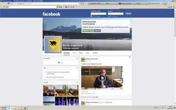 facebook bardu kommune