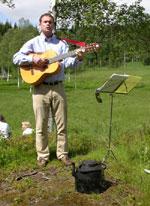 Hans Christian Høie. Foto: Tor Øystein Olsen