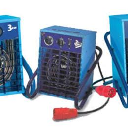 Elektrisdke varmevifter