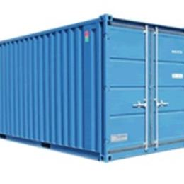 Lagercontainer 20 fot