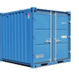 Lagercontainer 8 fot