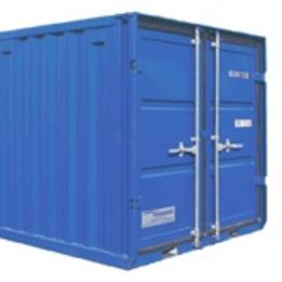 Lagercontainer 6 fot