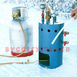 Handy damptiner
