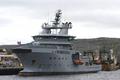 Coast Guard vessel Harstad