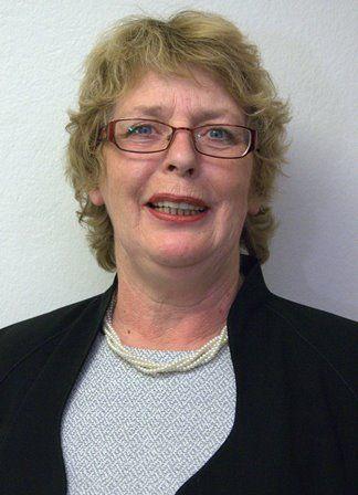 Ordfører Brit K. Lundgård