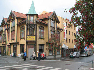 Grand hotell