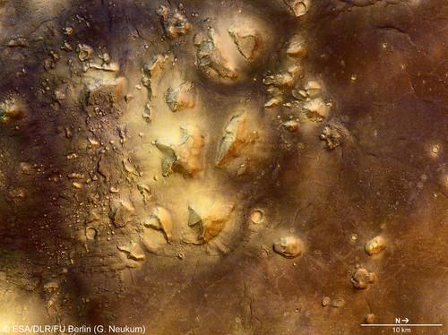 Mars Express, tilbake til Cydoania