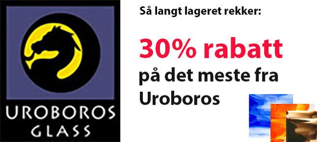 30% på Uroboros