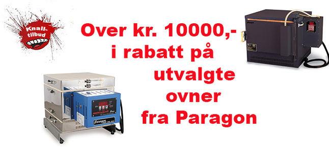Rabatt på ovner